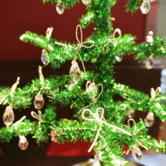 Weihnachtsbaum Glasperlen Swarovsky